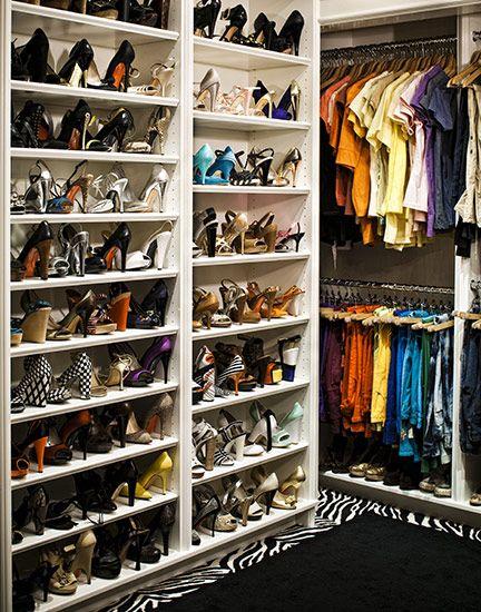 Shoe Closet Organizer - Nisartmacka.com