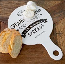 Creamy Cheese Plate Riviera Maison 300010