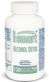 Alcohol Detox - Alcohol Detox contient de la thiamine, de la benfotiamine, de la N-acétyl-cystéine, de l'acide ascorbique, du sodium R-lipoate et de la silymarine qui agissent de façon synergique contre les effets néfastes de la consommation d'alcool.