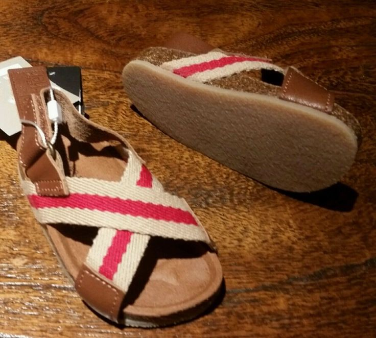 Zara Baby Boy Sandals Shoes Size 2 US 18 EUR | eBay