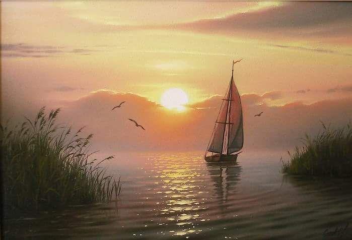 Painter Sergei Stoev Beauty in Art