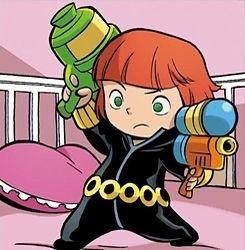 Baby Black Widow