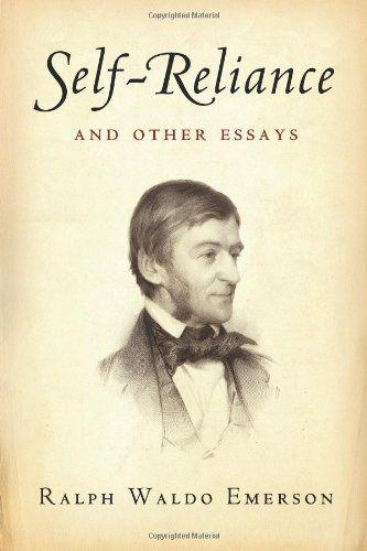 Books by Ralph Waldo Emerson