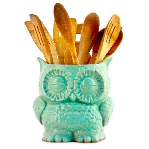Owl Planter :)