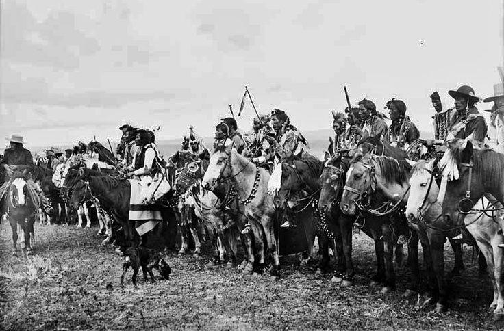Blackfoot Group 95