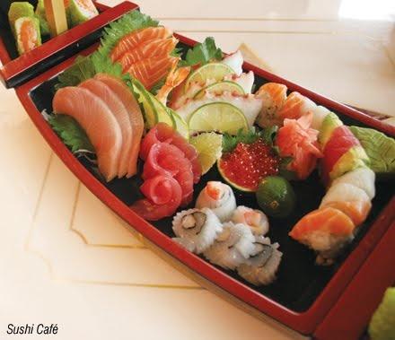Sushi Bar # Credit : Fuji Restaurant.