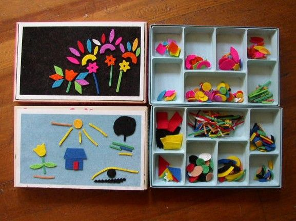 Fuzzy Felts? so many memories....