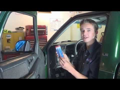 1994 to 2003 Chevy S 10 GMC S 15 Blazer and Jimmy Door Hinge Pin Replacement - YouTube