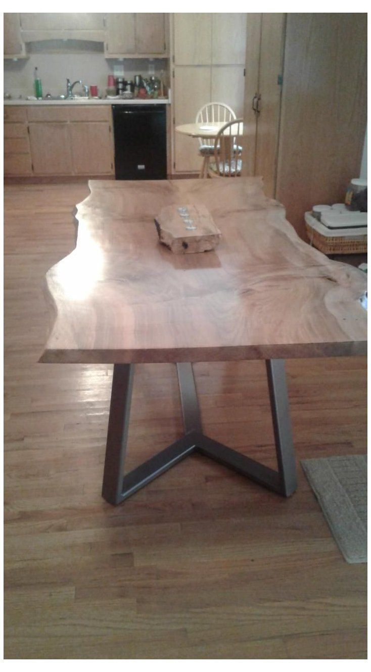 Maple Live Edge Table Live Edge Dining Table Legs Ideas Maple Live Edge Dining Live Edge Dining Table Dining Room Table Legs Live Edge Table Dining Rooms