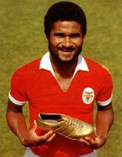 RIP to one of the best European strikers of all time Eusebio