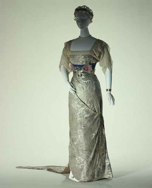 Dress Jeanne Paquin, 1911 The Kyoto Costume Institute