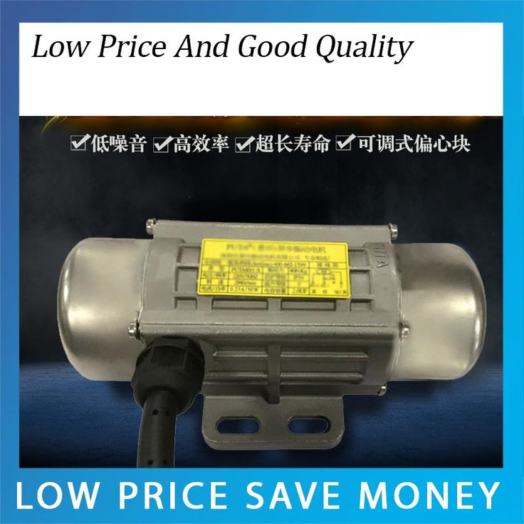 ==> [Free Shipping] Buy Best 40W Variable Speed Stainless Steel Vibrating Motor Waterproof type Micro Industry Motors Online with LOWEST Price | 32812620716