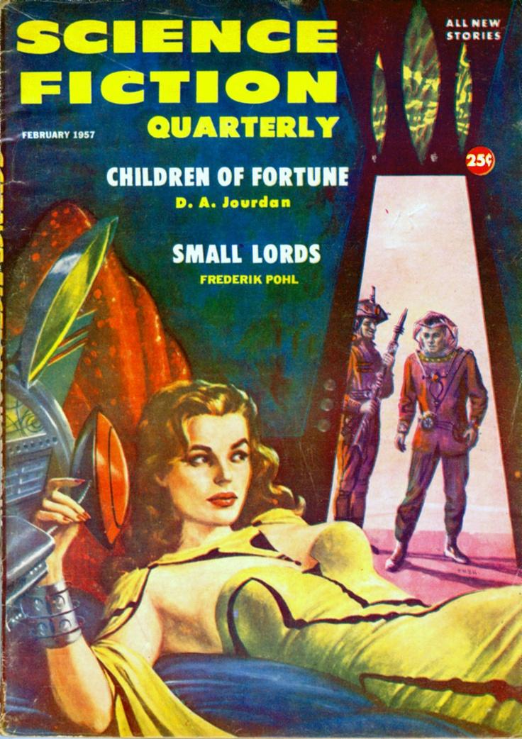 60 s adult sci-fi