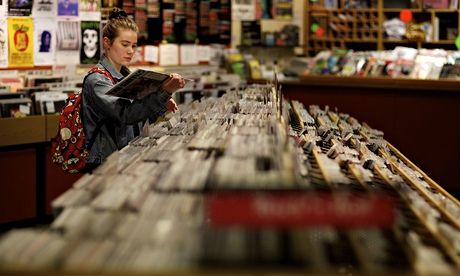 Sales of music on vinyl hit 18-year high | Music | The Guardian