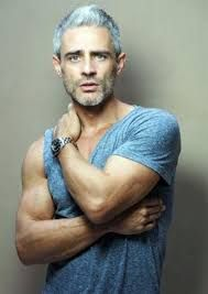 Image result for silver foxes men
