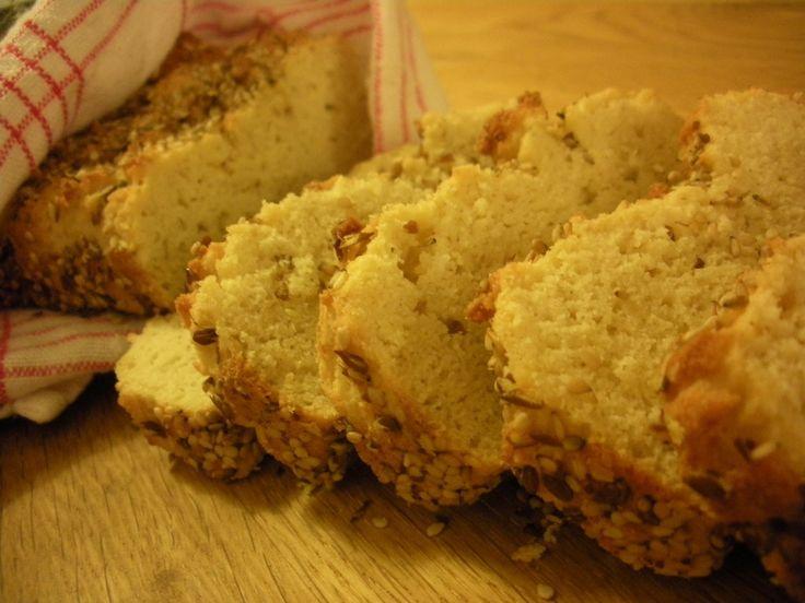 Bröd på kokosmjöl