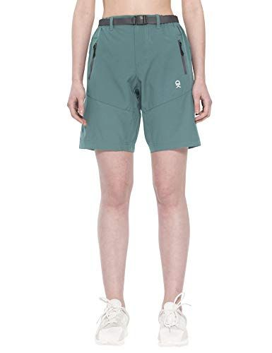 fc37871ca6 Little Donkey Andy Women's Stretch Quick Dry Cargo Shorts for Hiking,  Camping, Travel Slate Size XXL | Hiking & Camping | Hiking shorts, Hiking, Quick  dry