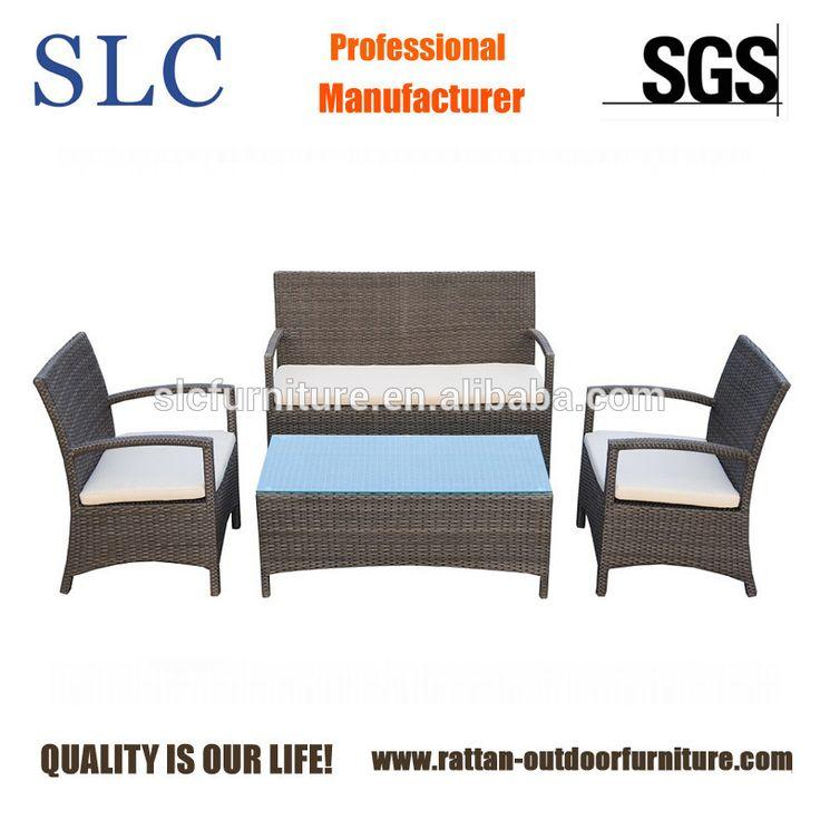 Cheap Rattan Sofa (SC-A7428)