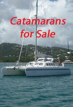 If you're looking for catamaran sailboats for sale you've come to the right place. There are no monohulls for sale here - just multihulls.