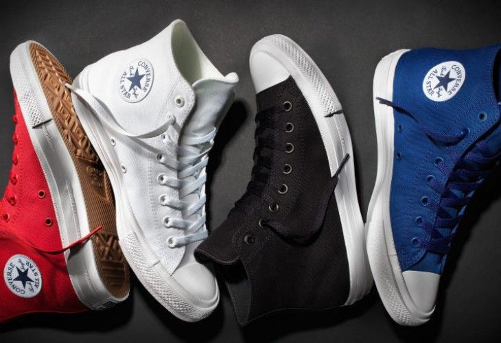 Converse Update The Chuck Taylor for the First Time in 98 Years | Mens Fashion Magazine  Arguably the most recognizable shoe for the last several decades, converse has always been known for the same style and never changing. Now they have made some slight changes, and you can check them out here.  Ryan Kauffman