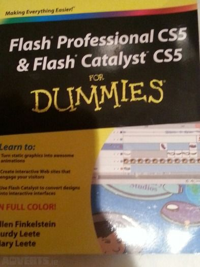 Flash Professionals and Catalyst CS5 For Dummies