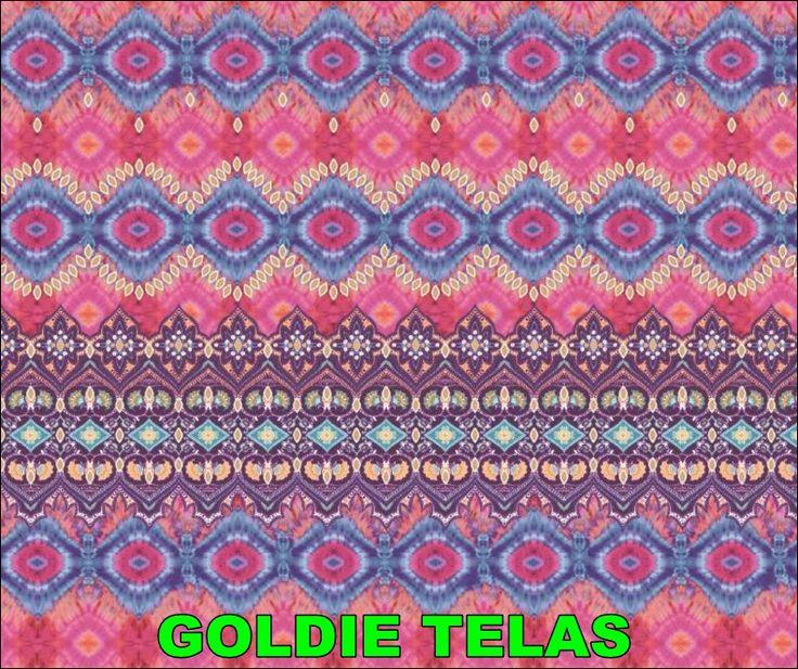 Goldie Telas
