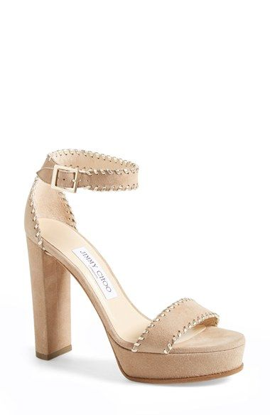 Jimmy Choo 'Holly' Sandal (Women) available at #Nordstrom