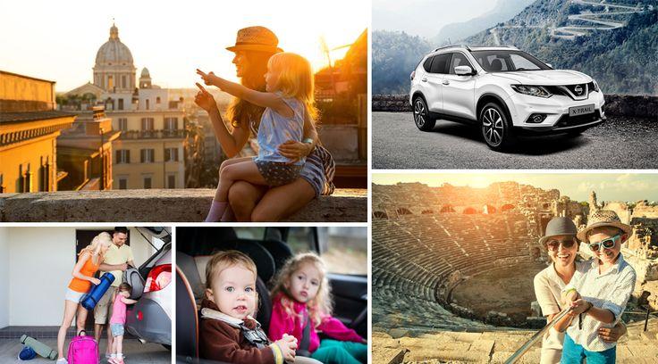 Viajes por carretera con los niños: ¿Por qué son un plan excelente?