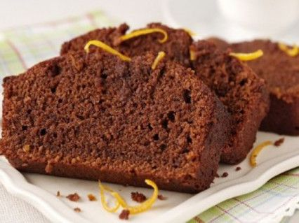 Sticky Choc Orange Cake (Phil Vickery)