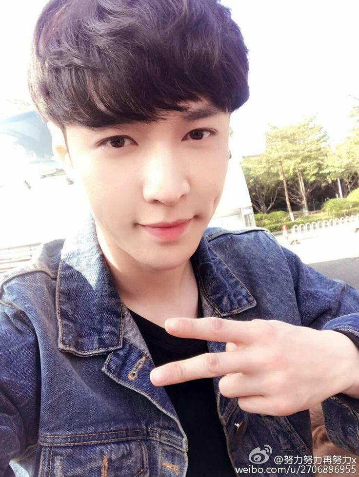 #exo #Lay #exo_m #kpop #china #korea #cute #selfie