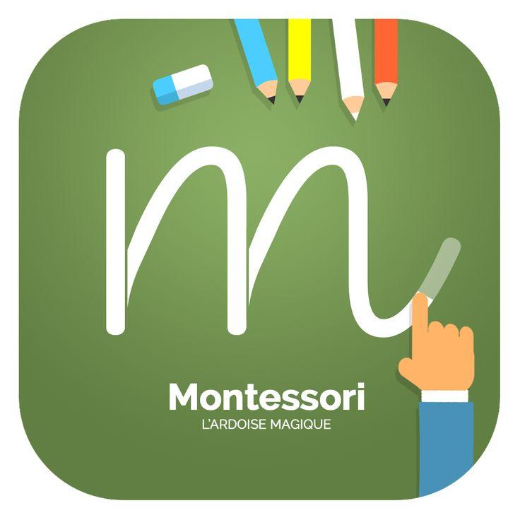 Montessori Ardoise Magique