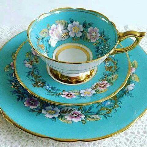 Teacup  Trio Set