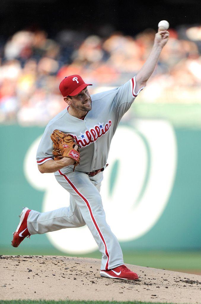 Cliff Lee Photos: Philadelphia Phillies v Washington Nationals