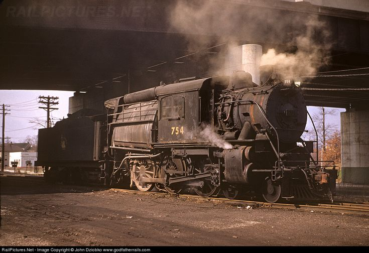 RailPictures.Net Photo: CNJ 754 Central Railroad of New ...