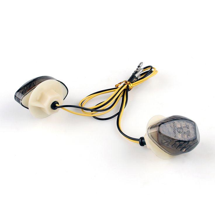 Mad Hornets - LED Turn Signals Honda CBR 600 1000RR 2004-2013 CBR954 2002-2003 CBR929 F4i F4 Smoke, $19.99 (http://www.madhornets.com/led-turn-signals-honda-cbr-600-1000rr-2004-2013-cbr954-2002-2003-cbr929-f4i-f4-smoke/)