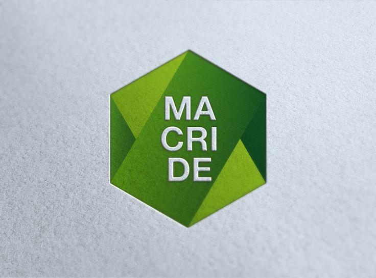 Corporate Id. // Macride // Maurizio Cristiano Denise on Behance