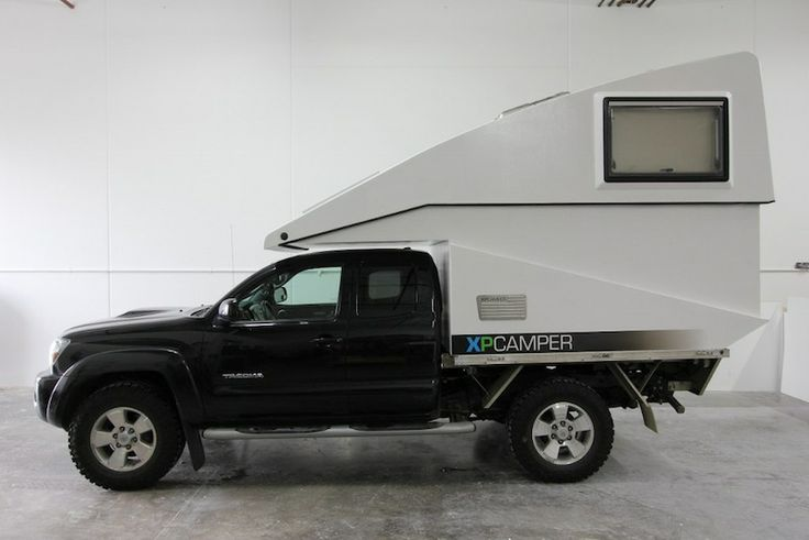 Xpcamper Launches V2 Camper For Toyota Tacoma Cell And