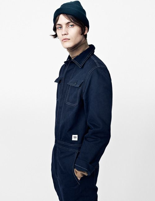 thedetachment:  Wood Wood Fall/Winter 2016 lookbook.