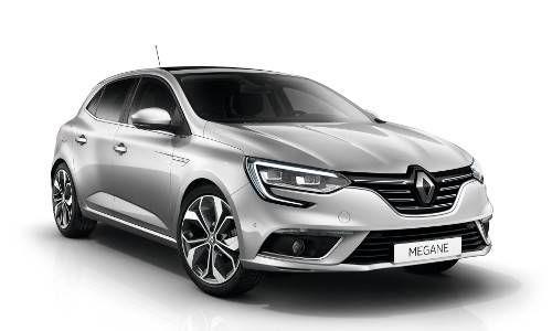 #Renault #Mégane.  La berlina con portón que irradia dinamismo y sensualidad.