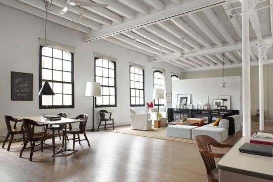 hoe richt je een grote woonkamer in - Google zoeken