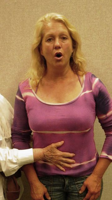 Really Learn How To Breathe From Your Diaphragm - For Speaking and Singing