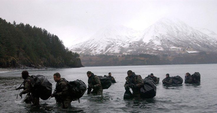 The elite, can-do-anything Navy SEALs have a new first — a female office candidate.