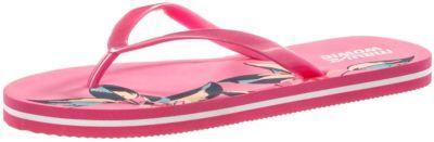 #Maui #Wowie #Summer #Zehensandalen #Damen #pink/weiß -