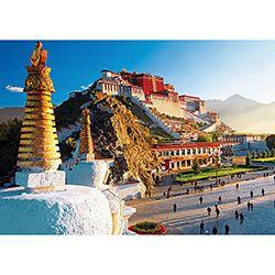 Quebra-Cabeça Tibete 1530 Peças - Grow