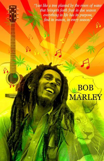 Marley poster... nice...