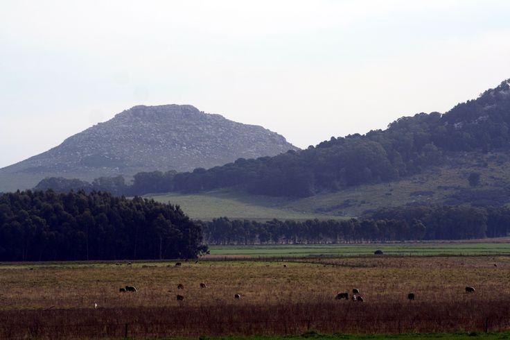 Sierras y campo