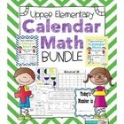 Whether you are looking to begin Calendar math in your classroom for the first time, or supplement your current calendar math program, this is the ...