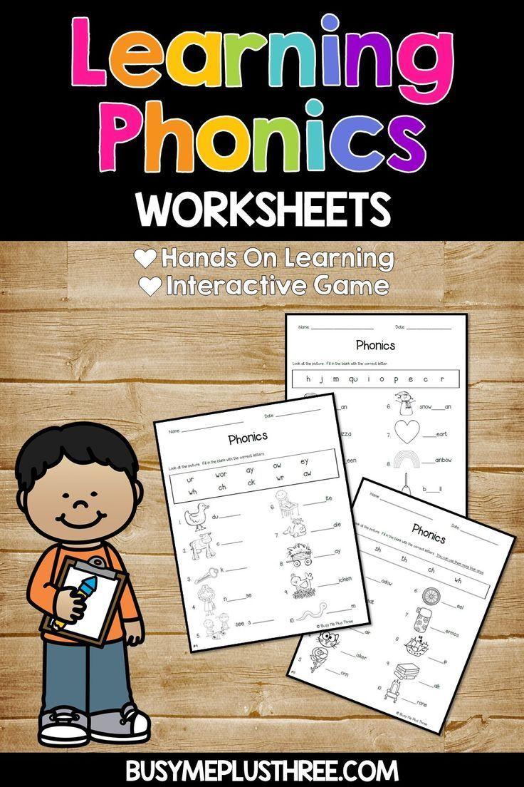 Phonics Worksheet Pack Phonograms Kindergarten First Grade Phonics Activities Phonics Phonics Worksheets [ 1104 x 736 Pixel ]