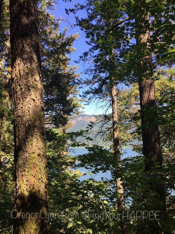 Multnomah Falls, Oregon.  #Oregon #Rocks #FindYourHappee ✌️