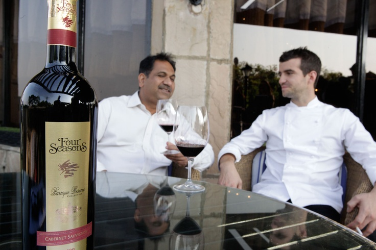 The Winemaker, the Chef and the Wine